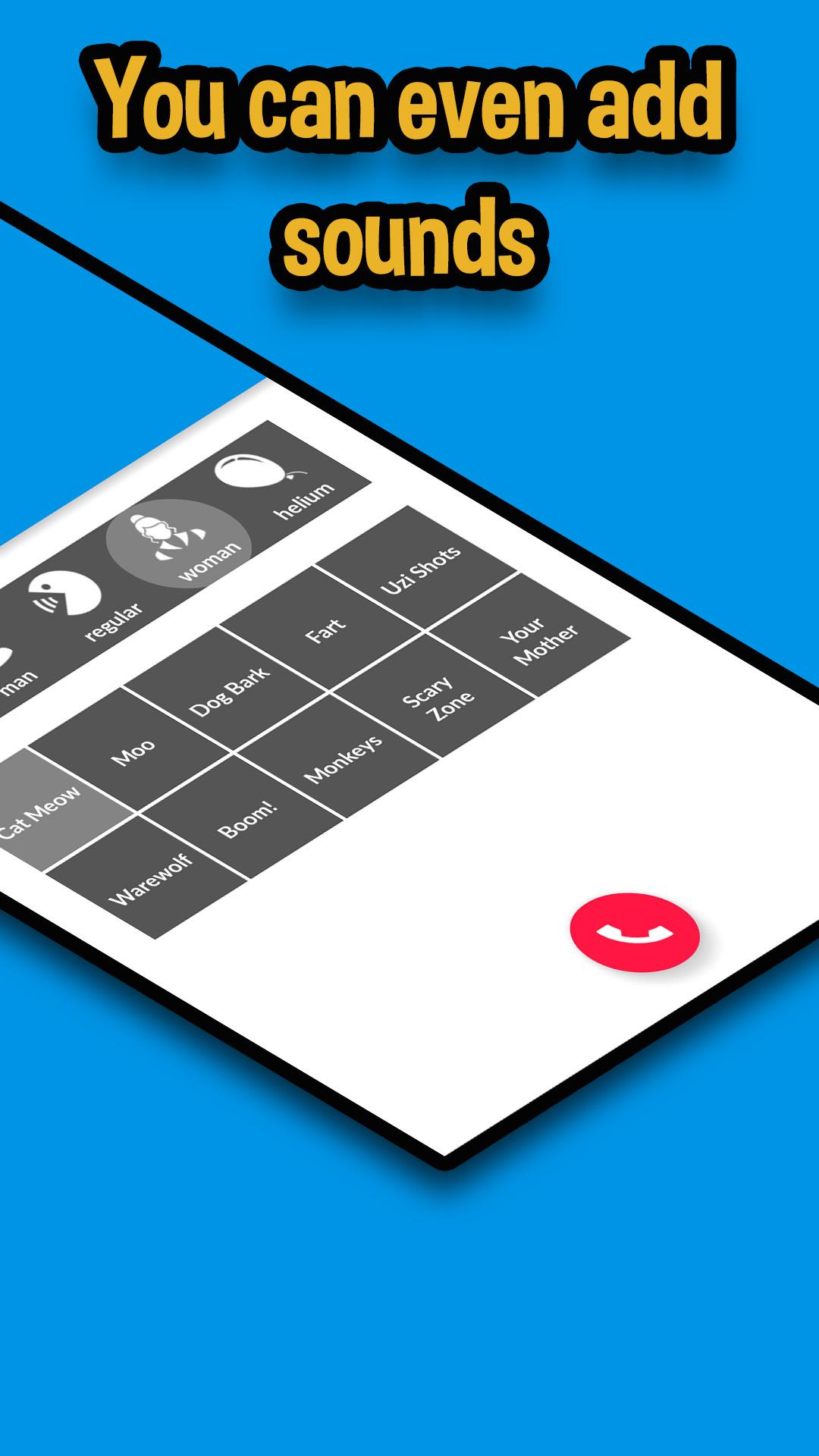telefoon app keypad